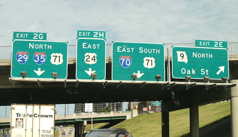 Interstate Signs